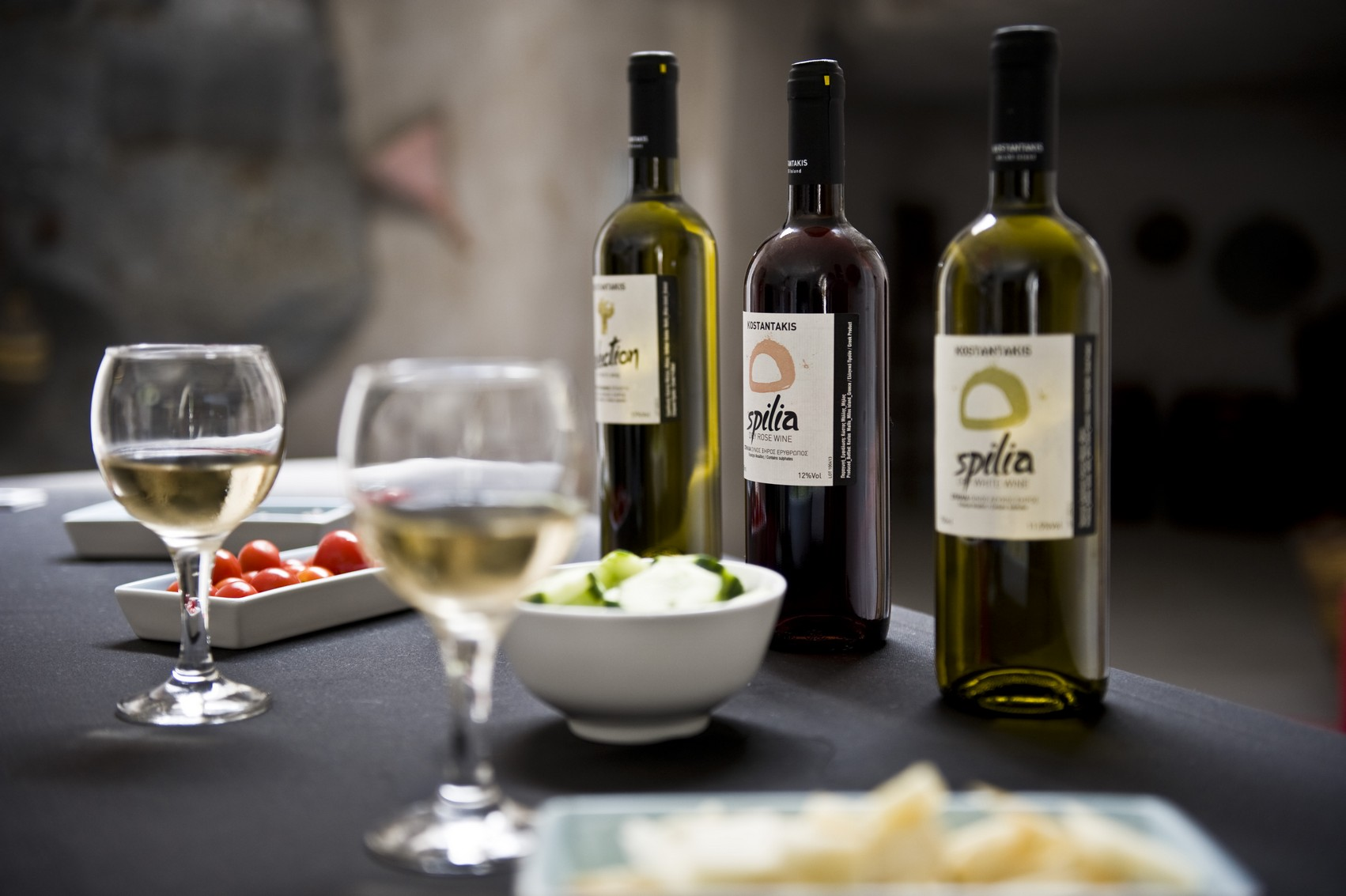 The Greek Wines Experience